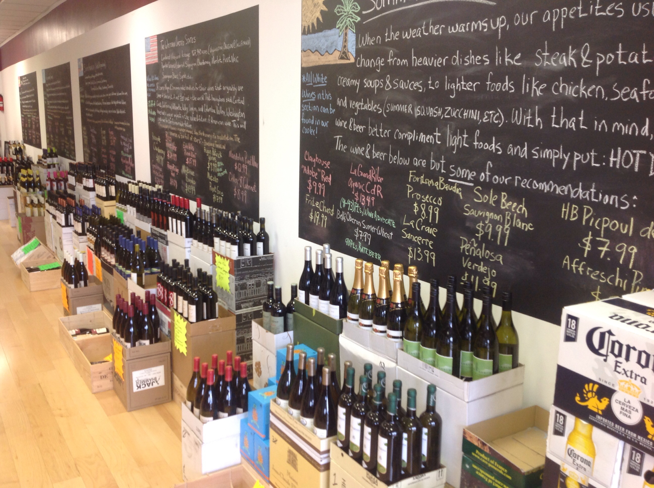 Welcome! - The Wine Outlet
